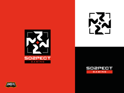 SOSPECT logo - FOR SALE competitive team esports cooperative stream branding gaming sospect logo animation