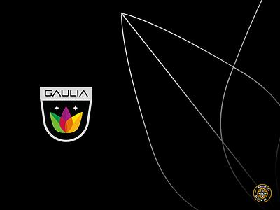Gaulia logo - FOR SALE design minimal team nature vector gaming esports flower branding logo graphic design