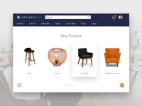 Designer Inc - Designer Furniture Marketplace