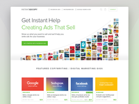 Instant AdCopy - Get instant Help Creating Ads That Sell