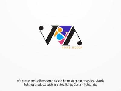 W And A Logo design
