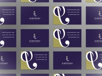 SIMPHONY RP business card