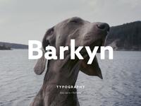 Barkyn Logo