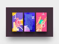 3 Hour Posters III