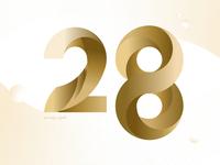Number Design number vector illustration