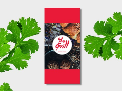Logo and Menu Design for the Chinese restaurant