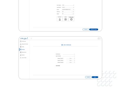 Conference Management System - Dashboard UI
