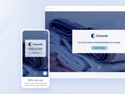 Online platform for connect small & medium scale  businesses marketing tools interaction design creative design fashion app user interface ui  ux