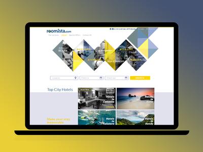 Conceptual Design for Roomista