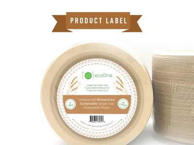 Product Packaging│ Eco-friendly Packaging │ Product Label eco friendly label eco friendly packagign eco packaging eco-friendly packaging label design product label pouch packaging product pacakge motion graphics graphic design box design 3d