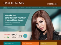 Hair Elements Home Concept