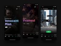 Spotify App Redesign AR