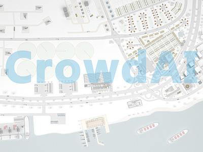 background for website 3d rendering minimal top view city map background for website