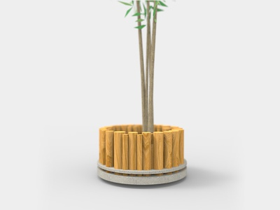 Planetary Pot design product 3d modeling 3d cad photoshop keyshot solidworks rendering ideation industrial design product design
