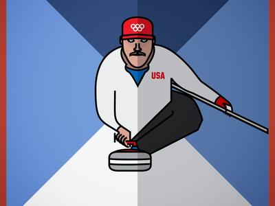 Matt Hamilton - American Curler