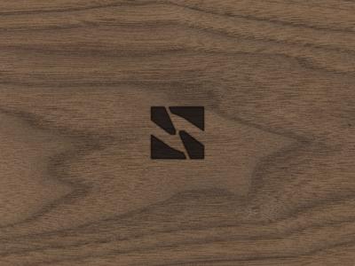 Straight Edge Branding logos mark icon symbol logo identity wood brand mark