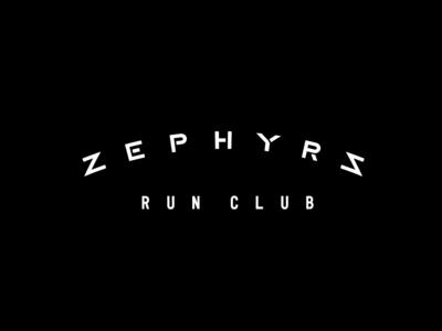 Wait until you see....the ZRC. typography zephyr sports running shirt mark design logo branding identity