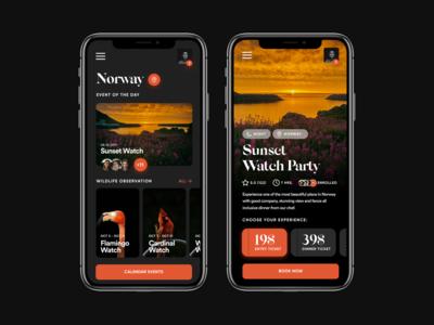 Travel Activities App