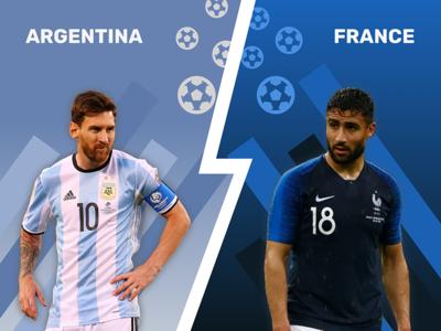France - Argentina