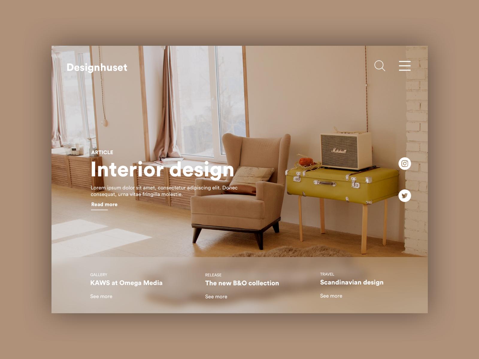 Interiordesigndribbbleready