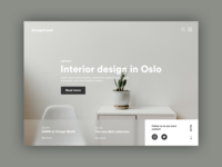 Interior design in Oslo