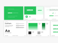 Graphic identity - Energy company