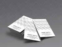 Simply Business - Business Card templates, Template #1