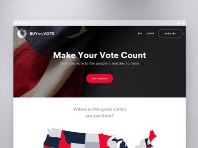 Buy My Vote - Parody democracy election rigged chd11 day hack comedy