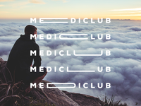 Mediclub Logo System concept