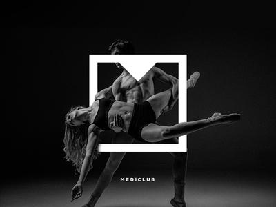 Mediclub² Logo Concept