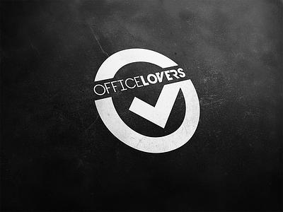 Office Lovers Logo logo office ideas office lovers creative office office design