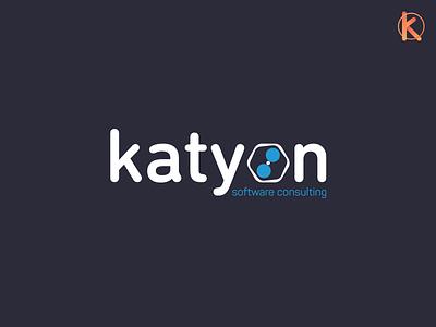Katyon Logo logotype logo