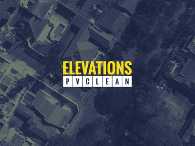 Elevations Logo logo design logo branding