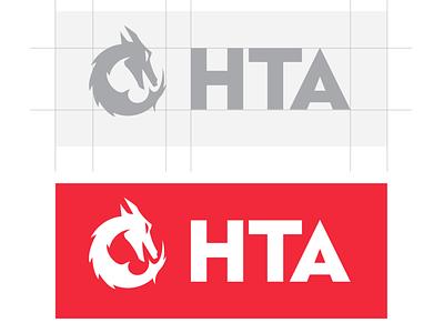 HTA Australia Logo design logo branding