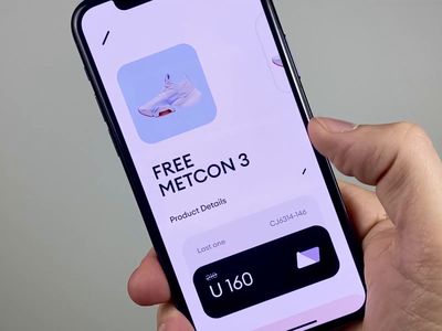 Clothing Shop App Design mobile shopping ecommerce interaction animation motion design ui app shop clothing