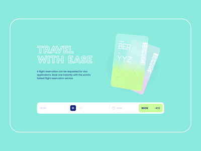 Onward Ticket Interaction app get ticket flight etheric travel trip payment animation motion mobile web interaction design ui ticket book air airplane