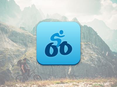 App Icon - Book 2 Wheel