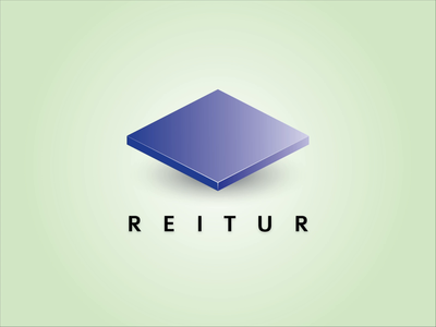 "Logo Design - WiFi Solution Company:  ""REITUR"""