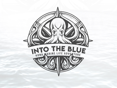 Octopus sea design available hunting hunt fishing logo fishing octopus logo octopus ocean