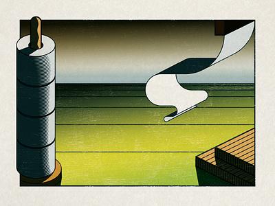 Values have come lineart values digitalillustration colour ukiyoe vector goods toilet paper vectorart pandemic illustraion
