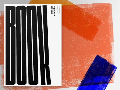 BOOK concept art poster art type art typo graphic design poster font font design letter design typography freefont fontdesign poster