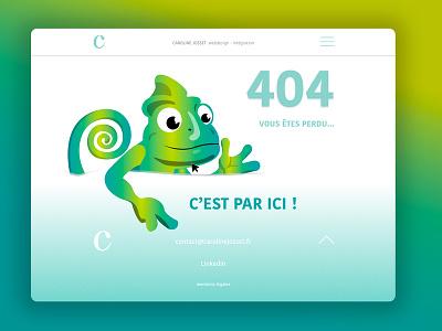 #004 Daily UI page 404 webdesign animal 404 404 error 404 page dailyui