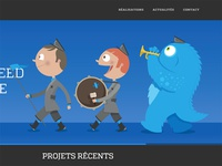 New Deuxeos Website