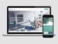 Mint Tek - Web Design / Branding