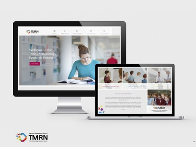 TMRN - Website Design