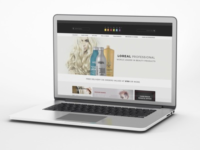 Colour Savers - eCommerce