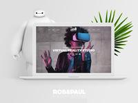 WarDucks - Website Landing Page