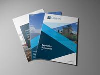 Langan - Brochure Design