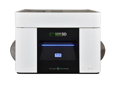Clean Green 3D