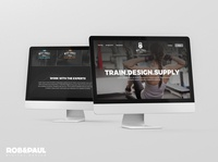 West Coast Fitness ecommerce web design